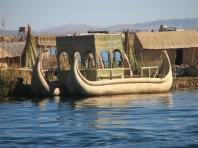 Uros & Taquile Islands 1 Full Day Tour Lake Titikaca. (Start from Puno.)