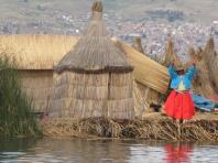 Half Day Uros Islands  Puno