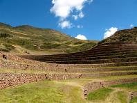 Moray, Maras & Salt mines Guided Tour.  Daily Leavings.  Group Service.