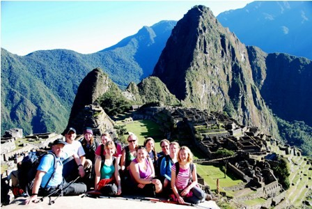 english program inca trail daynight with extra night aguas calientes group service
