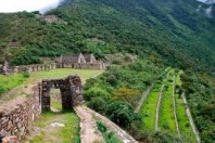 Choquequirao & Machupicchu 8 Day Tour.