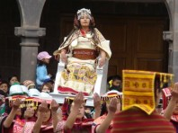 INTI RAYMI  Winter solstice Sun`s Festival -Full Day on June 24 -Group Service.